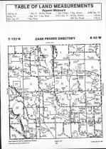 Map Image 026, Otter Tail County 1991